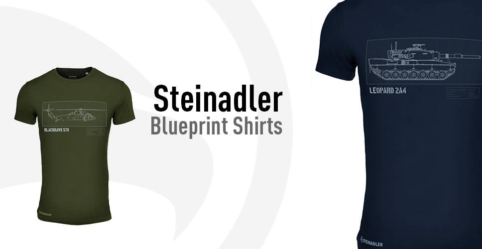 Steinadler Blueprint Shirts