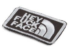 Deploy Hey Fuck Face Patch